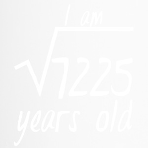 85. Geburtstag: I Am Roof of 7225 Years Old - Thermobecher