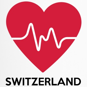 Heart Switzerland - Travel Mug
