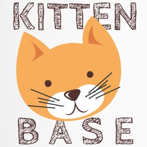 Kitten Katzen Base - Thermobecher
