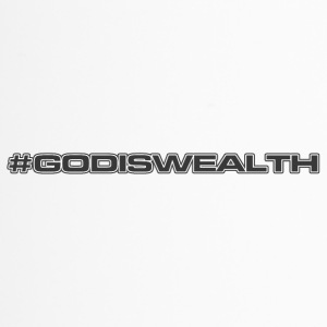 #godiswealth - Travel Mug
