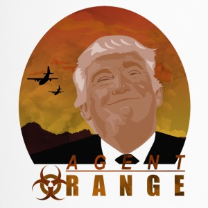 trump agent orange - Travel Mug