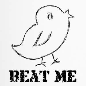 beat me - Thermobecher