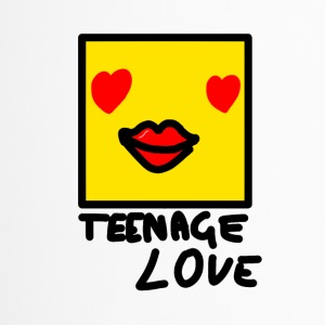 Self Picture Girl: Teenage Love - Travel Mug