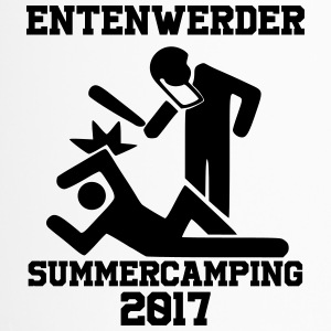 Entenwerder Camp d'été 2017 - Mug thermos