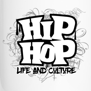 HipHop Life and Culture - Travel Mug