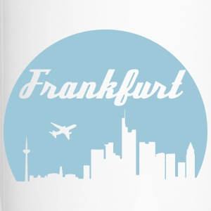 Frankfurt Skyline - Thermobecher