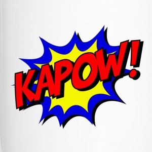 kapow - Travel Mug
