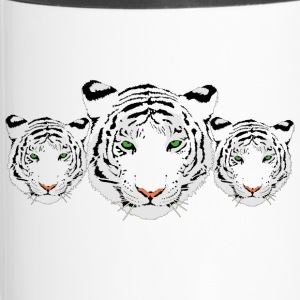 Tiger Splendor! - Travel Mug