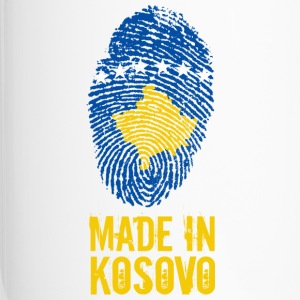Made in Kosovo / Gemacht in Kosovo Kosova Kosovë - Thermobecher