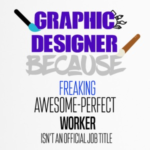 I am a graphic designer - Travel Mug