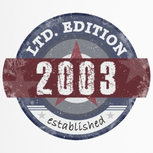 LtdEdition 2003 - Taza termo