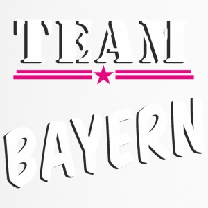 TeamBayern white - Thermobecher