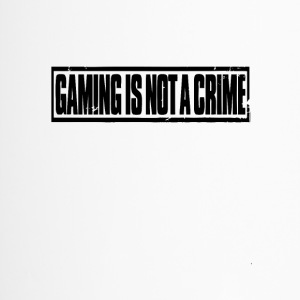 Gaming is geen misdaad - Thermo mok
