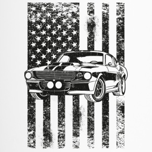 American Flag - Thermobecher