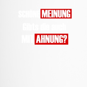 Meinung?! - Thermobecher