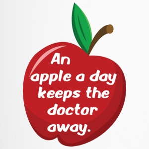 An apple a day... - Thermobecher