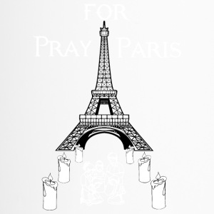 Pray for Paris - Thermobecher