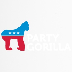 Political Party Animals: Gorilla - Travel Mug