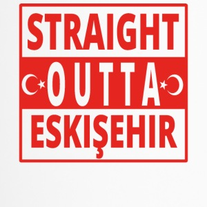 straight outta ESKISEHIR Türkei - Thermobecher