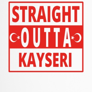 straight outta Kayseri TUeRKEI - Thermobecher