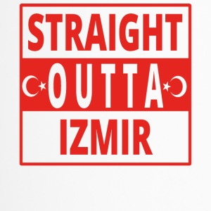 straight outta Izmir TUeRKEI - Thermobecher