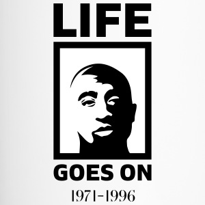 Life goes on - Thermobecher