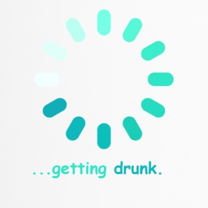 Getting drunk - The Party Shirt - Travel Mug