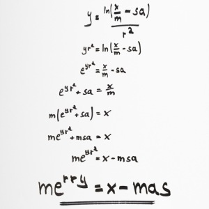 merry = x - mas - Thermobecher