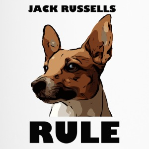 Jack russels rule - Thermobecher