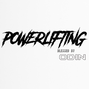 BLESSED BY ODIN powerlifting - Tazza termica