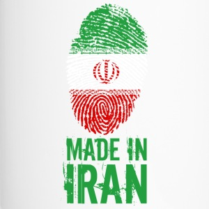 Made in Iran / Gemacht in Iran ايران Īrān Persien - Thermobecher
