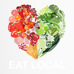Eat local - Thermobecher