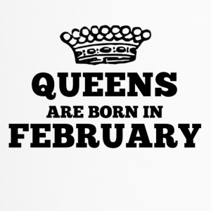 Queens are born in february - Travel Mug