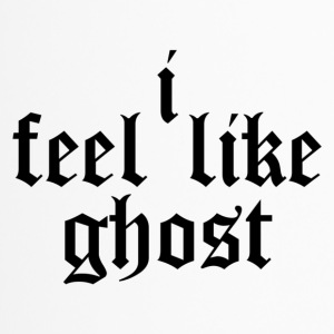 I feel like ghost - Travel Mug