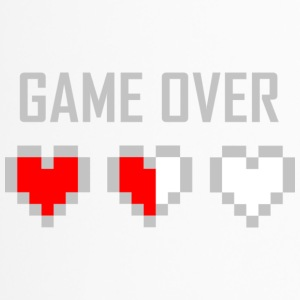 game_over_tshirt_vector_by_warumono1989-d7tn9e8 - Kubek termiczny