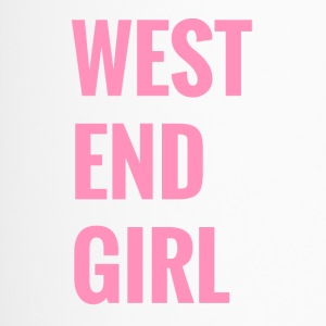 West end girl - Thermobecher