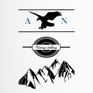 Trademarks Over Mountains - Travel Mug