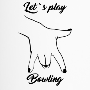 Let´s play Bowling - Thermobecher