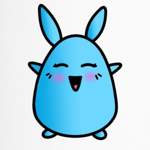 Chibi Anime Rabbit Chiimo - Happy Chibuu - Thermo mok