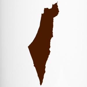 Israel map - Travel Mug