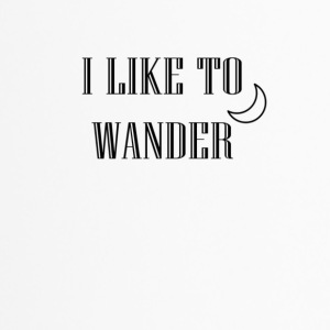 I like to wander - Travel Mug