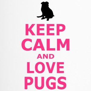 Keep Calm and LOVE mops - SIMPLE - Termokopp