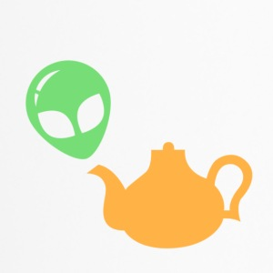 Alien in a bottle - Travel Mug