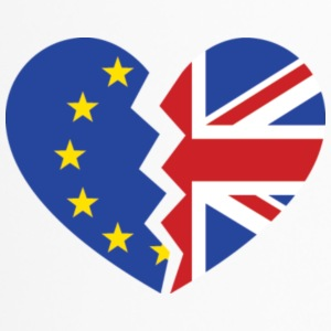 Brexit Heart - Thermobecher