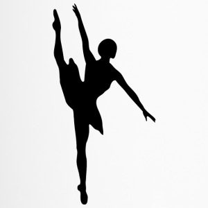 ballet dancer - Taza termo