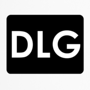 DLG logo - Travel Mug