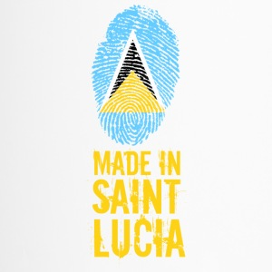 Made In Saint Lucia / St. Lucia - Thermobecher
