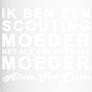 Scouting Moeder - Thermo mok