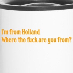 Hollande - Mug thermos