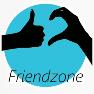 friend zone - Travel Mug